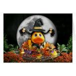 Halloween Homeland Security Card