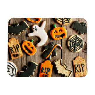 Halloween Homemade Gingerbread Cookies Magnet