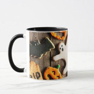 Halloween Homemade Gingerbread Cookies Mug