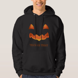 Halloween Hoodie Pumpkin Jack-o-lantern Sweatshirt