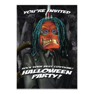 Halloween Hook Up! Card