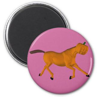 Halloween Horse Magnet