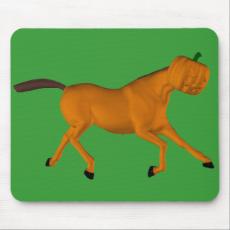 Halloween Horse Mouse Pad