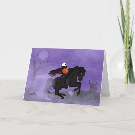 Horseman Card