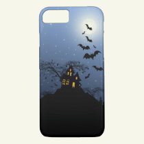 Halloween House Barely There iPhone 7 Case