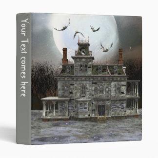 Halloween House Binder