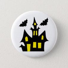 halloween house button