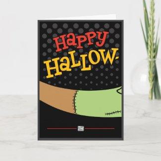 Halloween Humor Card card