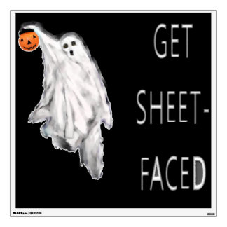 Halloween Humor Wall Decal