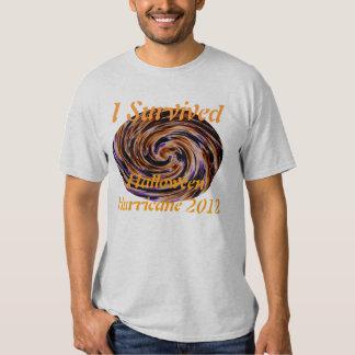 Halloween Hurricane 2012 Survivor! T-Shirt