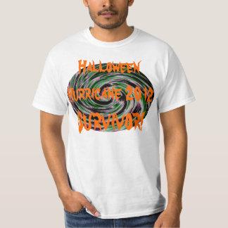 Halloween Hurricane 2012 Survivor T-Shirt