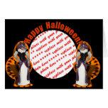 Halloween Hussy / Halloween Cat Greeting Cards