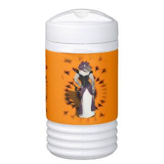 Halloween Hussy - Siamese Cat Igloo Beverage Dispenser