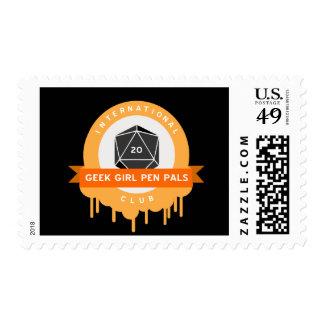 """Halloween IGGPPC Logo"" US Stamps"