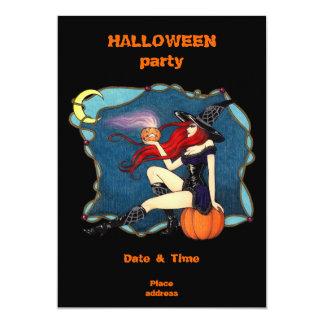 """Halloween III Invitación 5"""" X 7"""""""