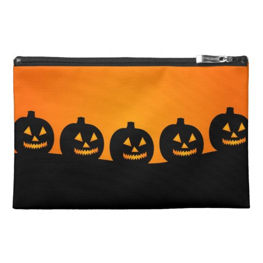 Halloween Illustration accessory bags