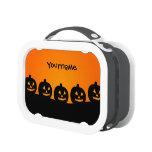 Halloween Illustration lunch box