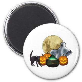 Halloween Imanes De Nevera