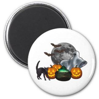 Halloween Imán