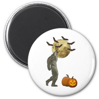 Halloween Imán Para Frigorifico