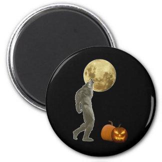Halloween Iman De Frigorífico