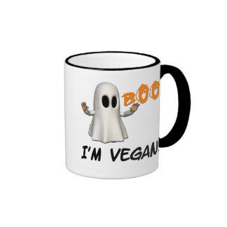 Halloween I'm Vegan Coffee Mug