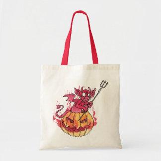 Halloween Imp Tote