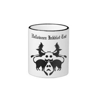 Halloween Inkblot Test Mug