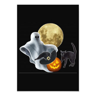 "Halloween Invitación 5"" X 7"""