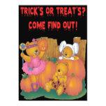 Halloween - Invitation