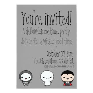 Hallowe'en Invitation