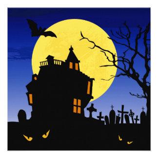 Halloween Custom Invites