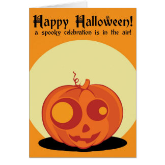 Halloween Invite Card