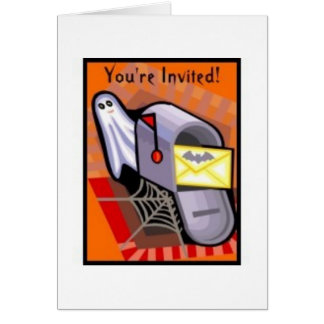 halloween_invite_stamps_postage card