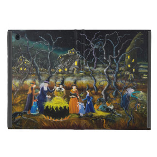 "Halloween ipad case ""The Lesson"""