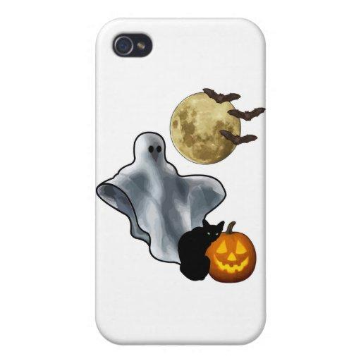 Halloween iPhone 4 Funda