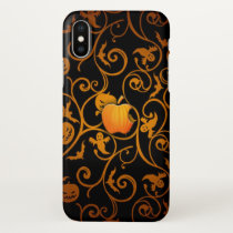 Halloween iPhone X Case