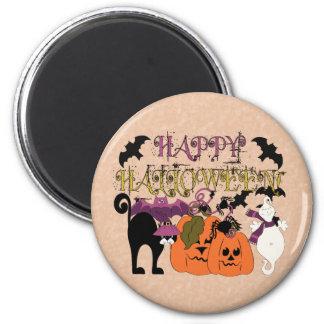 Halloween is here magnet