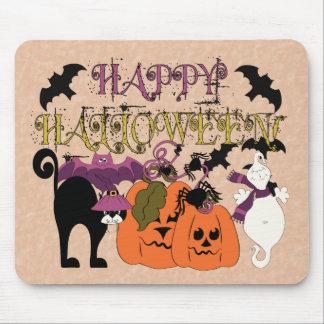 Halloween is here mousepad