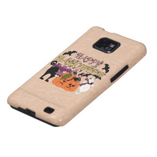 Halloween is here samsung galaxy SII cover