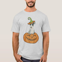 Halloween Italian Greyhound T-Shirt