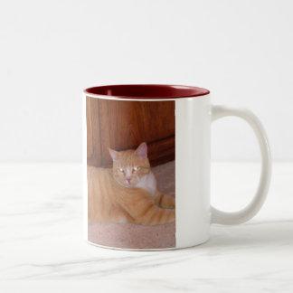 Halloween Jack-O-Cat Mug