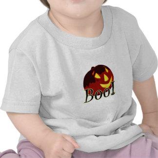Halloween Jack-O-Lantern Boo Baby's T-Shirt