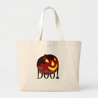 Halloween Jack-O-Lantern Boo Bag