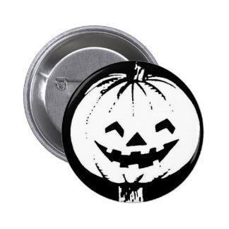 Halloween Jack O Lantern Buttons