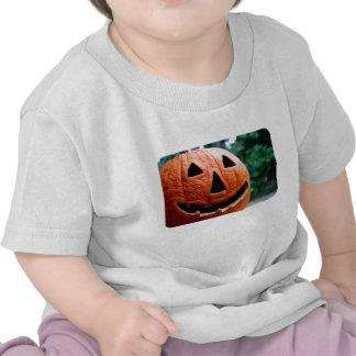 Halloween Jack O Lantern close up T Shirt