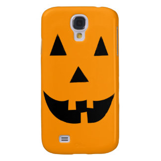 Halloween Jack O Lantern Galaxy S4 Cover