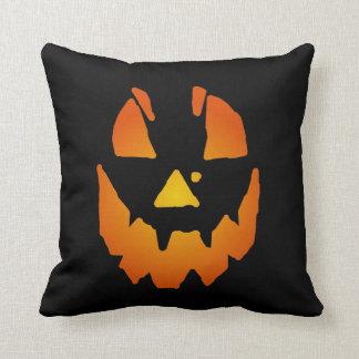 Halloween Jack O Lantern Horror Movies Pillow