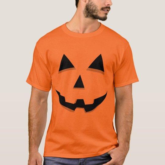 Halloween Jack-O-Lantern Instant Costume T-Shirt