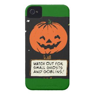 Halloween Jack-o-Lantern iPhone4 Case